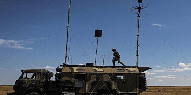 Photo of وسائل الحرب الإلكترونية بدأت بالوصول إلى قاعدة حميميم