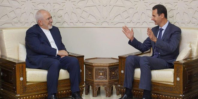 Photo of ظريف يزور دمشق .. ويلتقي الرئيس الأسد