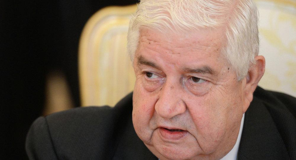 Photo of المعلم: تهديدات واشنطن بضرب سوريا لن تؤثر على خطط تحرير إدلب