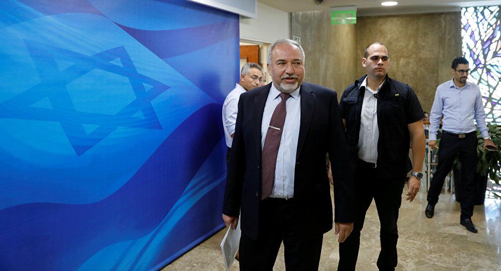 """Photo of والهدف إيران… ليبرمان في """"مهمة عسكرية"""" لأول مرة في تاريخ إسرائيل"""