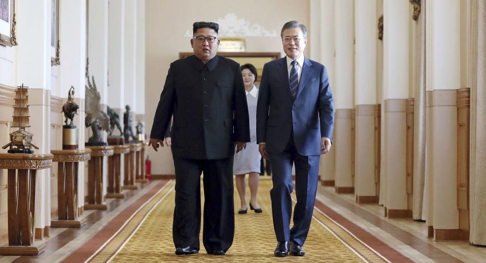Photo of الصين تدعو لعدم تفويت فرصة إحلال السلام في شبه الجزيرة الكورية