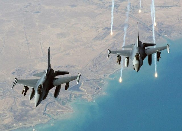 US-led coalition admits killing more than 1,100 civilians in Syria and Iraq