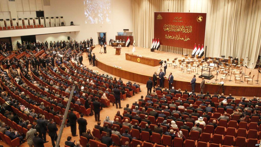 Photo of فوز محمد الحلبوسي برئاسة البرلمان العراقي