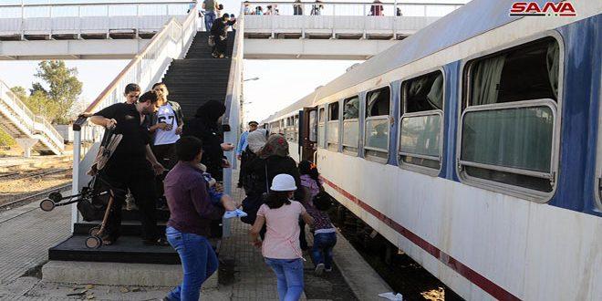 Photo of برعاية الأسد… افتتاح محطة القدم للقطارات