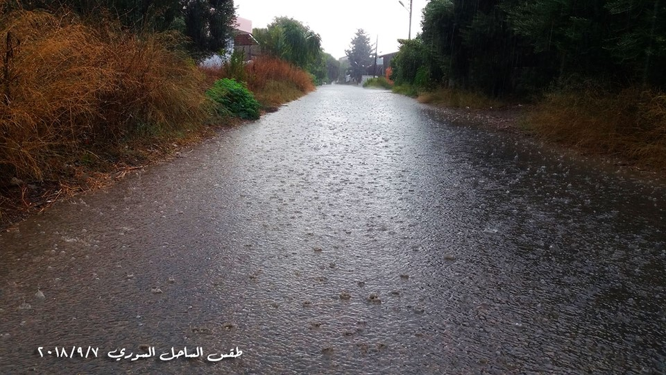 Photo of انخفاض بدرجات الحرارة و أمطار بالساحل