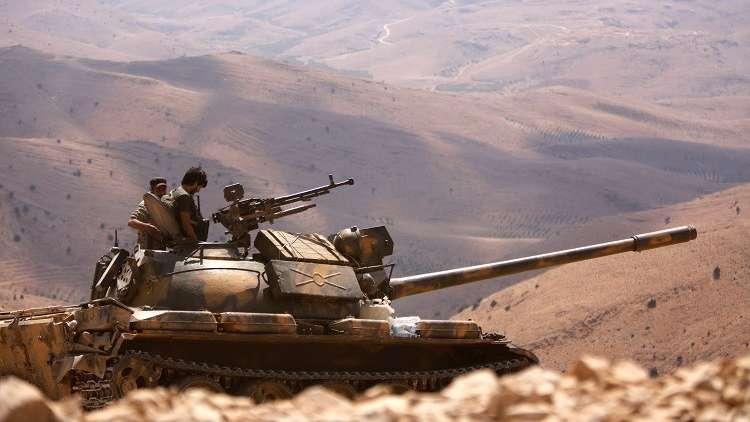 Photo of الجيش يتقدم ببادية السويداء.. وهروب جماعي لداعش إلى عمق الجروف الصخرية