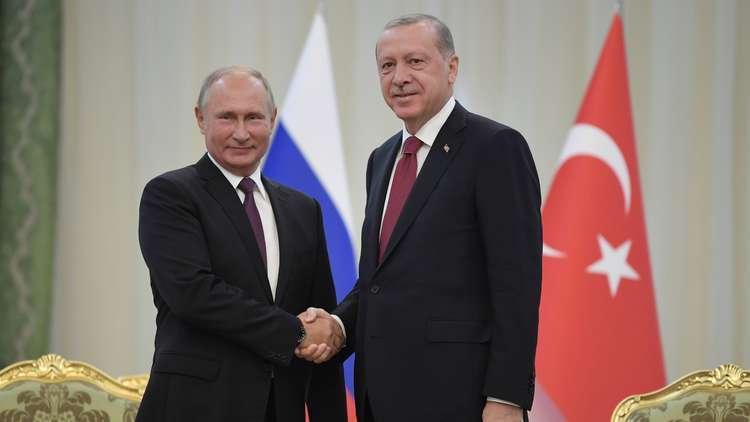 Photo of بوتين وأردوغان يبحثان الأزمة السورية في سوتشي