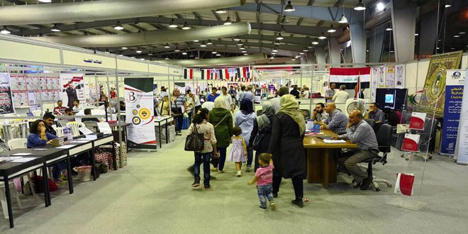 Photo of توفر 500 فرصة عمل مؤقتة لذوي الشهداء خلال معرض دمشق الدولي
