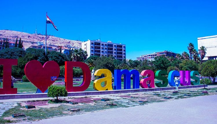"Photo of دمشق ""أكثر أمنا من معظم المدن الأوروبية"""