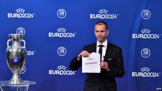 Photo of ألمانيا تستضيف كأس أوروبا 2024
