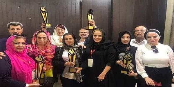 Photo of Syria wins several awards at Ghadir Int'l Media Festival