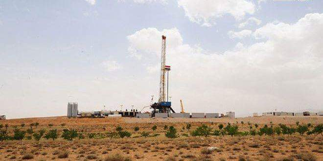 Photo of Qara 4 well put into service with capacity of 120,000 cubic meters daily