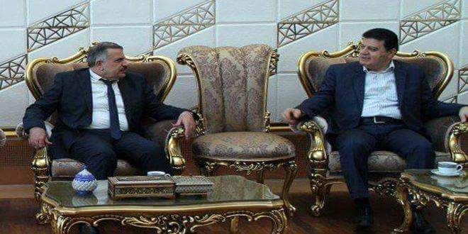 Photo of Syria and Iran to cooperate for building power plant in Lattakia