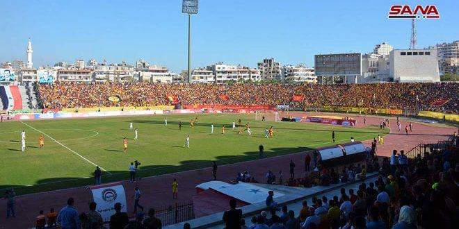 Photo of Tishreen beats Hitteen 1-0 in derby match in Syrian Football Premier League