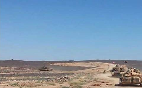 Photo of Syrian Army continues to eradicate remnants of Daesh terrorists in al-Safa hills, Sweida Badyia