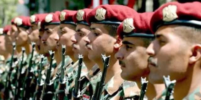 Photo of أداء الخدمة العسكرية شرطا ً للتعيين في وظائف الدولة السورية !