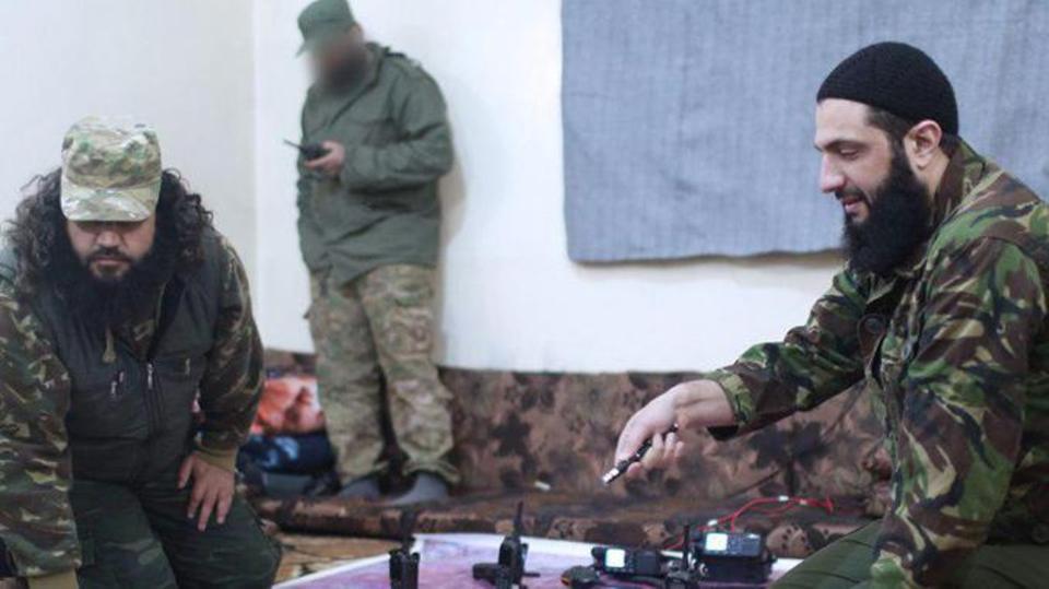 "Photo of الجولاني يدمج ""داعش"" بـ""النصرة"" بإدلب"