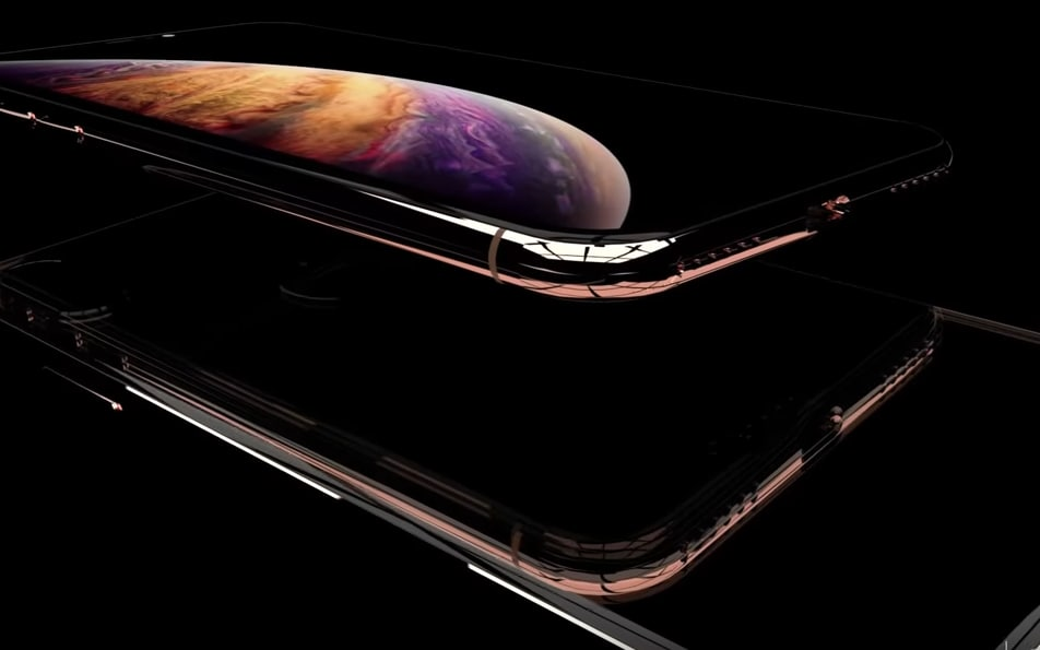Photo of Apple's new 6.5-inch handset could be called the 'iPhone XS Max'