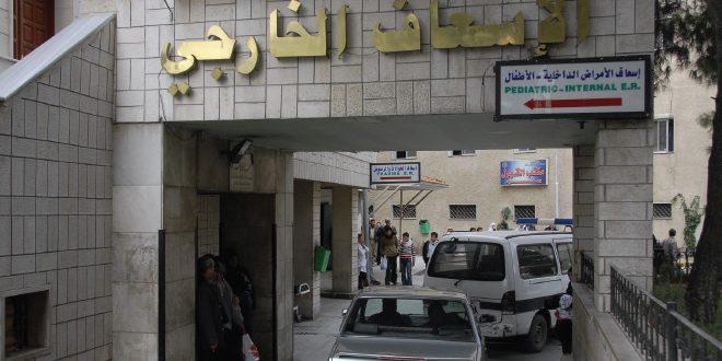 Photo of مبنى إسعافي جديد في مشفى «المجتهد» بتكلفة مليار ليرة مطلع 2019