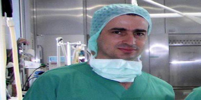 "Photo of ""جراح سوري"" يطبق تقنية مبتكرة لتصحيح تشوهات الفك العلوي"