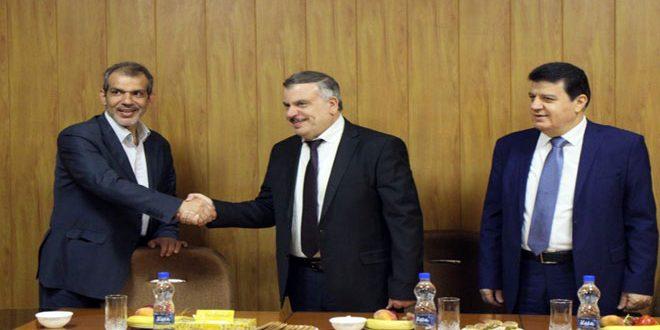 "Photo of تعاون ""سوري-ايراني"" لتشغيل محطة كهرباء حلب"