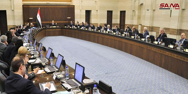 Photo of الحكومة تخصص 1,5 مليار ليرة لتنفيذ مشاريع في دمشق والقنيطرة