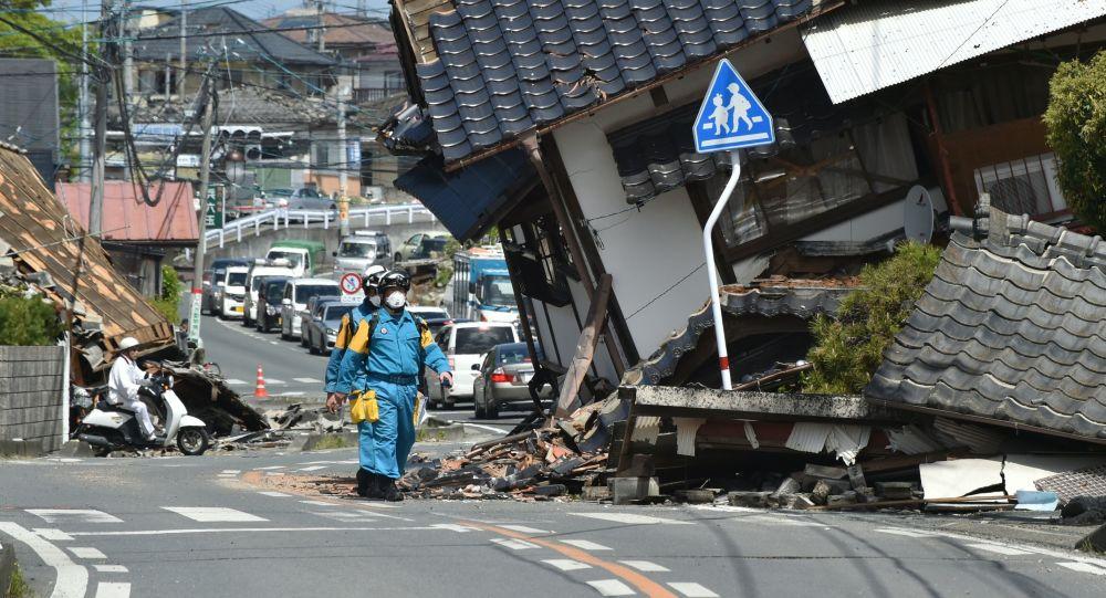 Photo of زلزال قوي يهز شمال اليابان