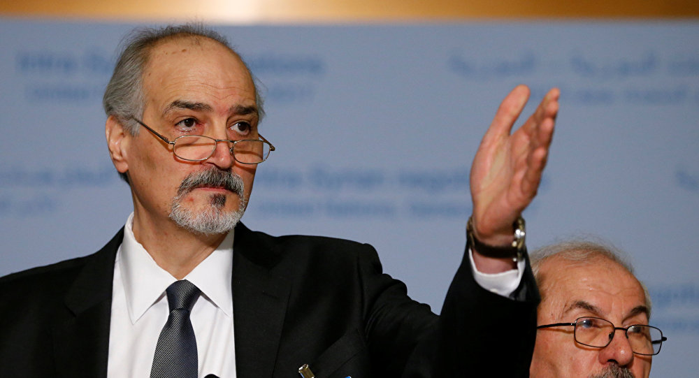 Photo of Al-Jaafari: success of any political track in Syria requires coordination with the Syrian state