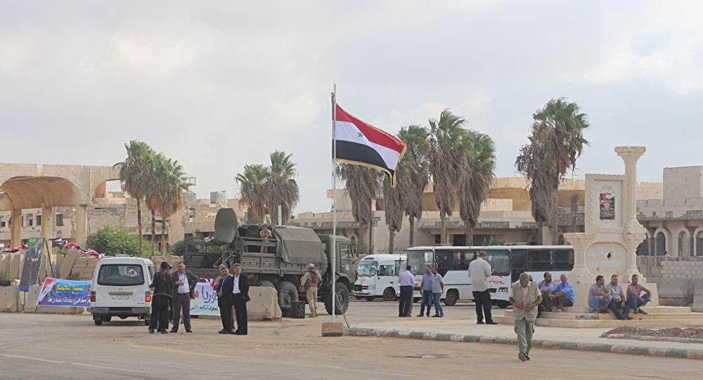 Photo of هل يفتح معبر نصيب أمام الصادرات اللبنانية؟