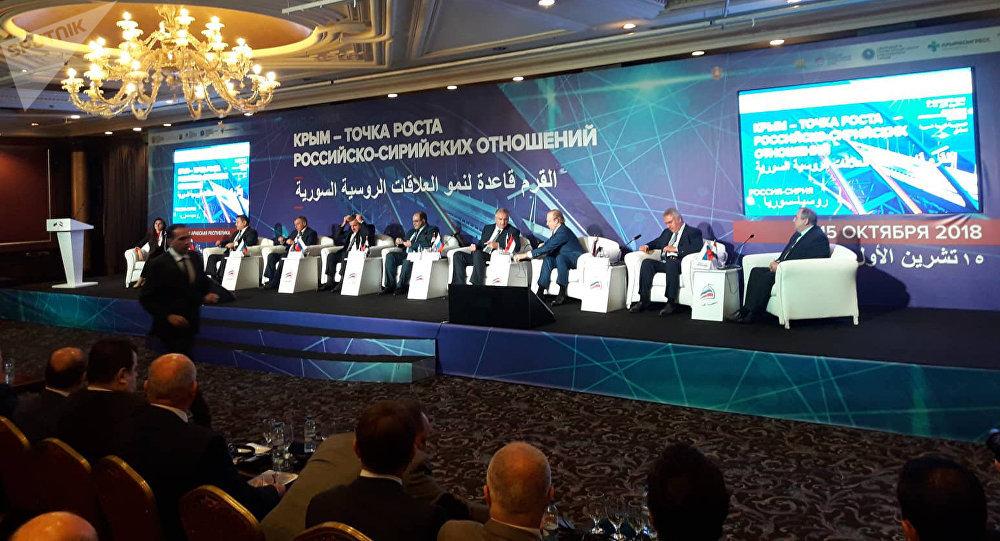 Photo of اتفاقيات ضخمة لتنشيط السياحة بين سوريا والقرم