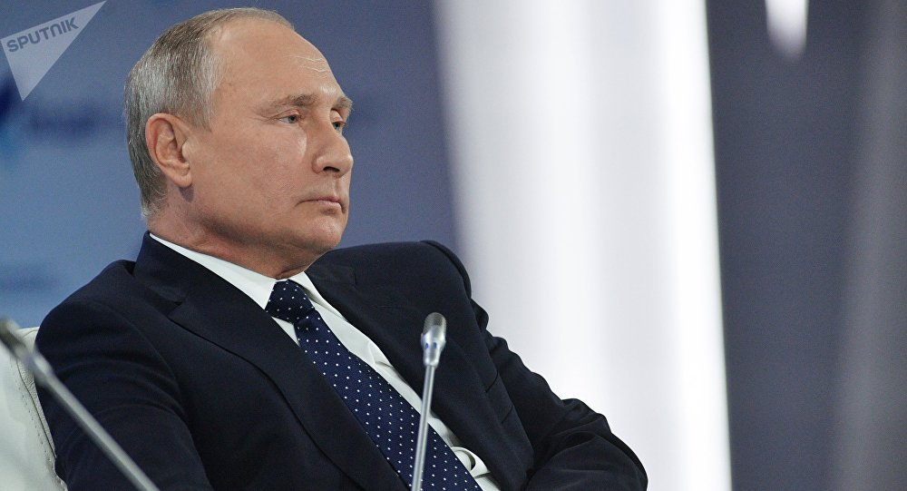 Photo of بوتين: يفرضون العقوبات علينا ولا يفرضون العقوبات ضد الدولة المشبوهة في قتل خاشقجي