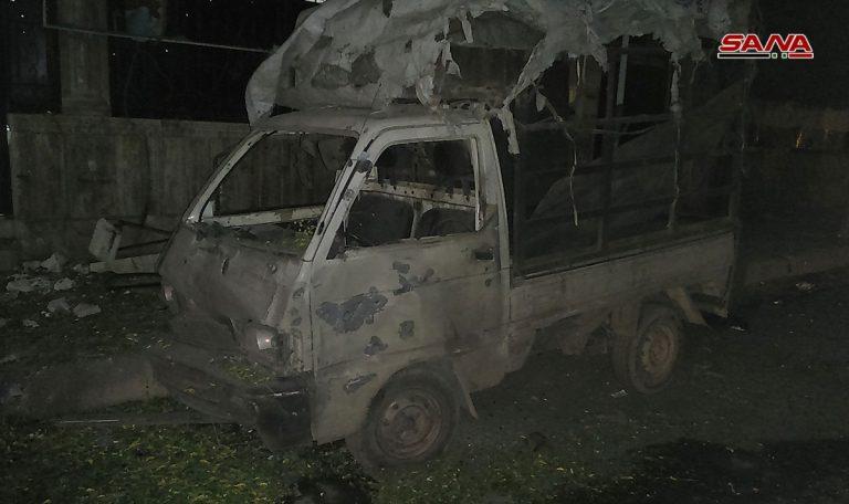 Photo of قذائف إرهابية على حلب.. والجيش يرد