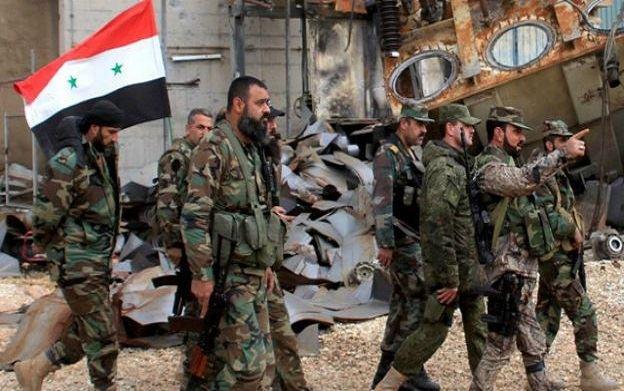 Photo of الجيش يٌهدد إرهابيي حلب.. اخرجوا من المنطقة المنزوعة السلاح والا سنقضي عليكم