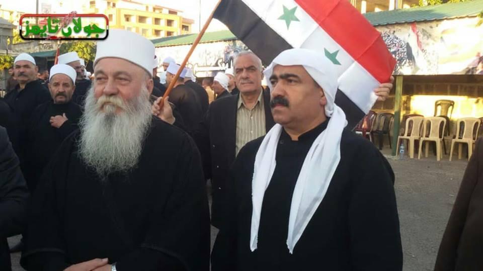 Photo of تقرير التلفزيون السوري: القنيطرة- أبناء الجولان يؤكدون أن الجولان كان وسيبقى سورياً