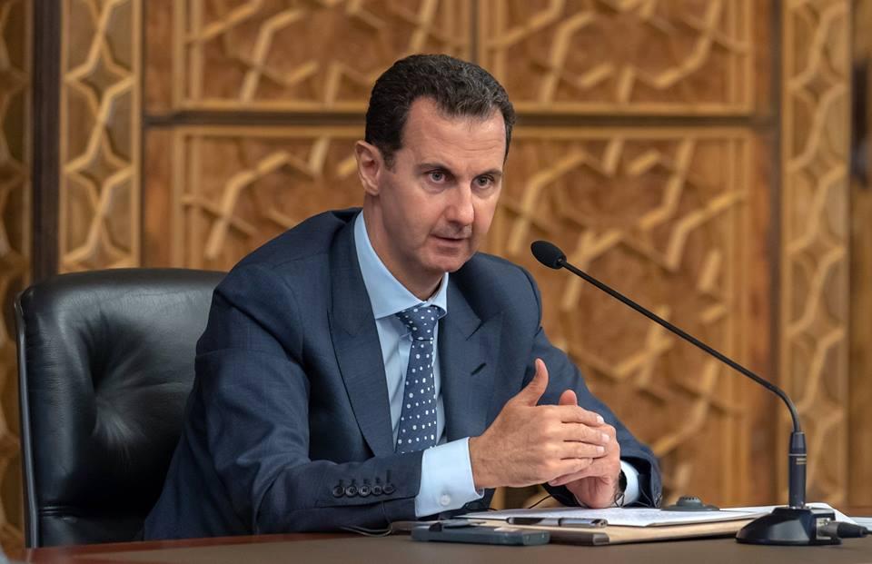 Photo of الرئيس الأسد: الدفاع عن المبادئ له ثمن، ونحن سوريا دفعنا ثمناً كبيراً لنُحافظ على استقلال قررانا