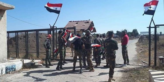 Photo of الدفاع الروسية: معبر القنيطرة جاهز للافتتاح من الجهة السورية