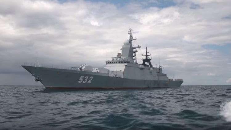 Photo of سفينة حربية متطورة تنضم إلى الأسطول الروسي