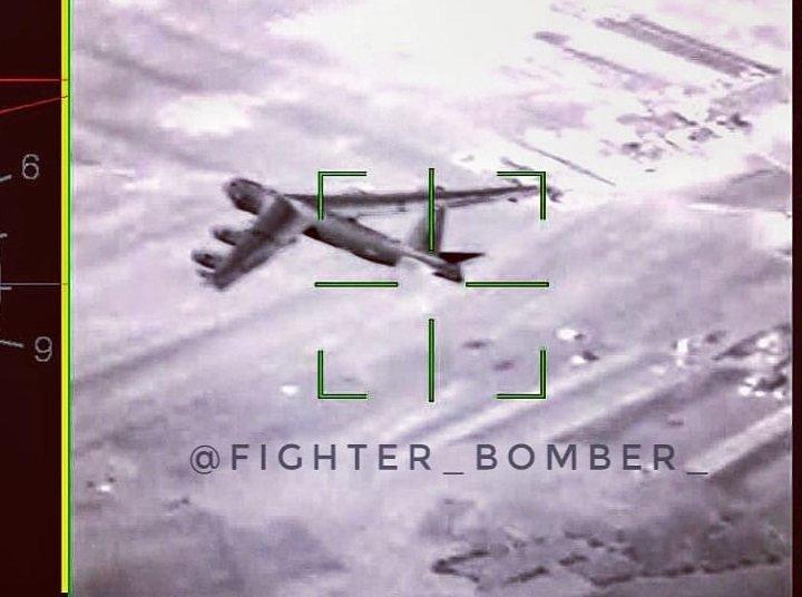 Photo of سوريا… مضادات الطيران تلتقط قاذفة قنابل أمريكية