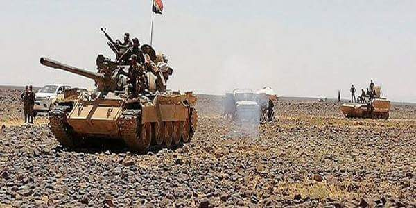 Photo of Syrian Army continues operations in Toloul al-Safa area in Sweida, inflicting heavy losses upon terrorists