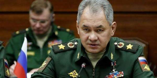 Photo of Shoigu: Russia completed delivery of S-300 air defense systems to Syria