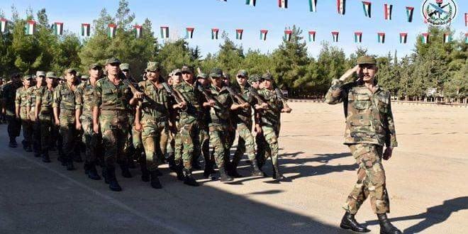 Photo of Army and Armed Forces units mark 45th anniversary of October Liberation War