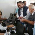 Legal status settling center opened at Nassib border crossing