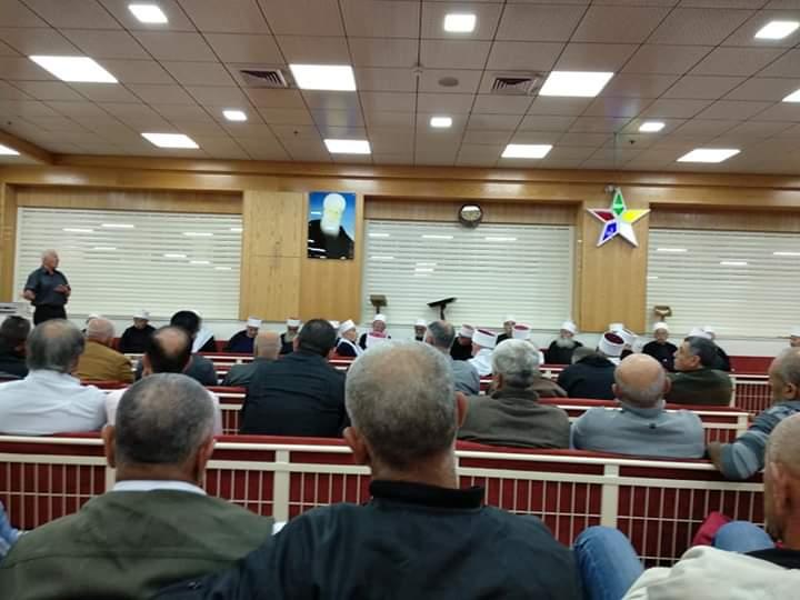 Photo of اجتماع بخلوة بقعاثا واعلان الانسحاب من انتخابات المجالس المحلية