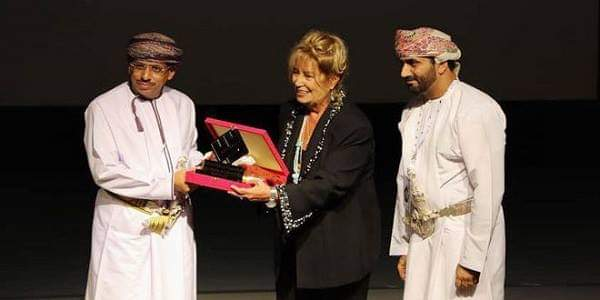 Photo of Syrian artists honored at Al Din Arab festival in Oman