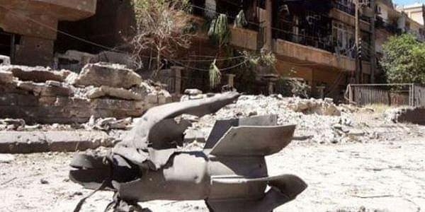 Photo of Terrorist mortar attack in Aleppo city causes material damage