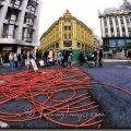 بالصور- ايسلندا تباشر بمشروع شبكة تدفئة للشوارع