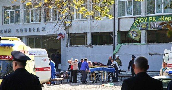 Photo of تفجير في جزيرة القرم يخلف عشرات القتلى والجرحى