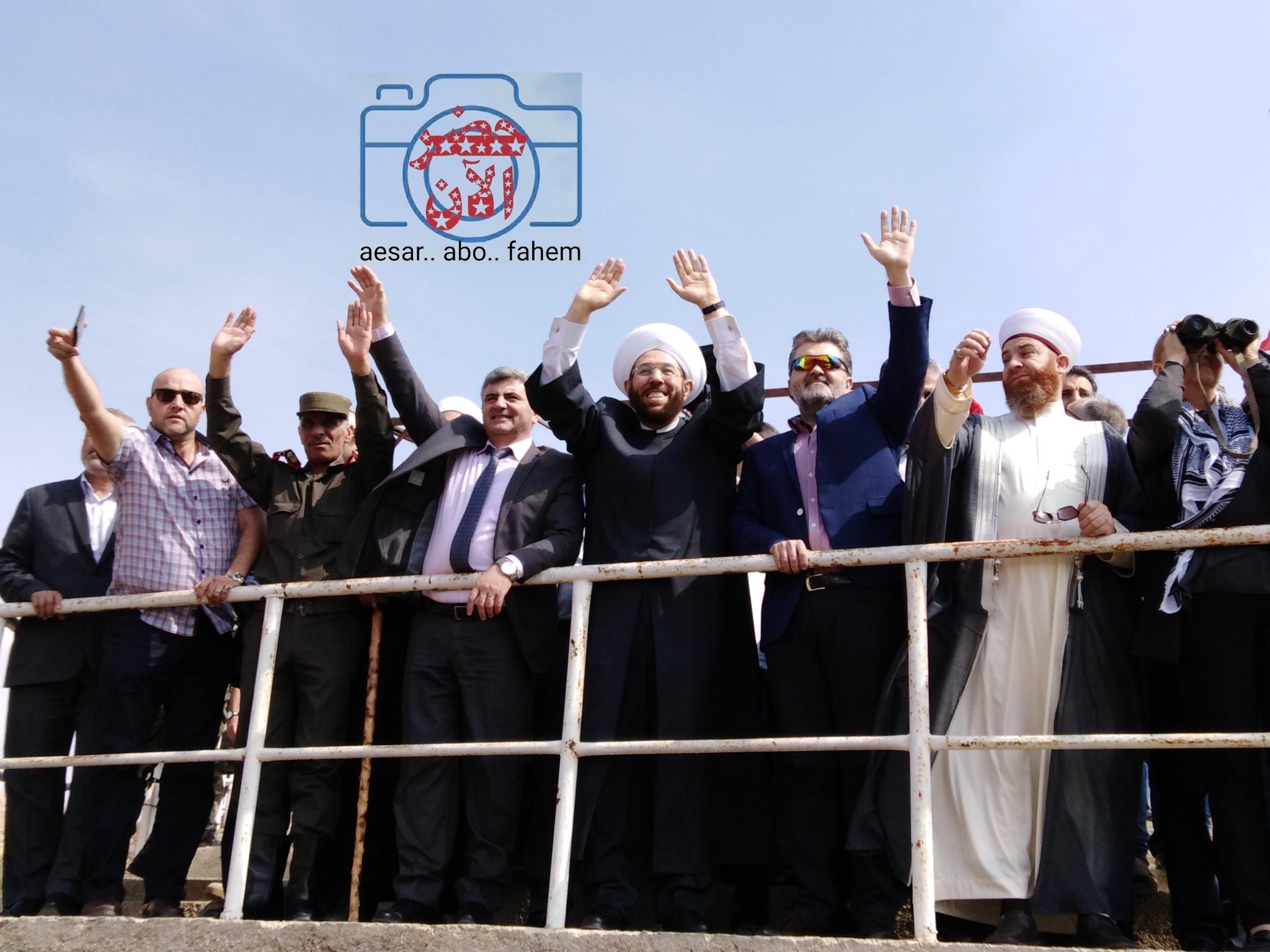 "Photo of ""عين التينة"" تحتفل بذكرى التحرير"