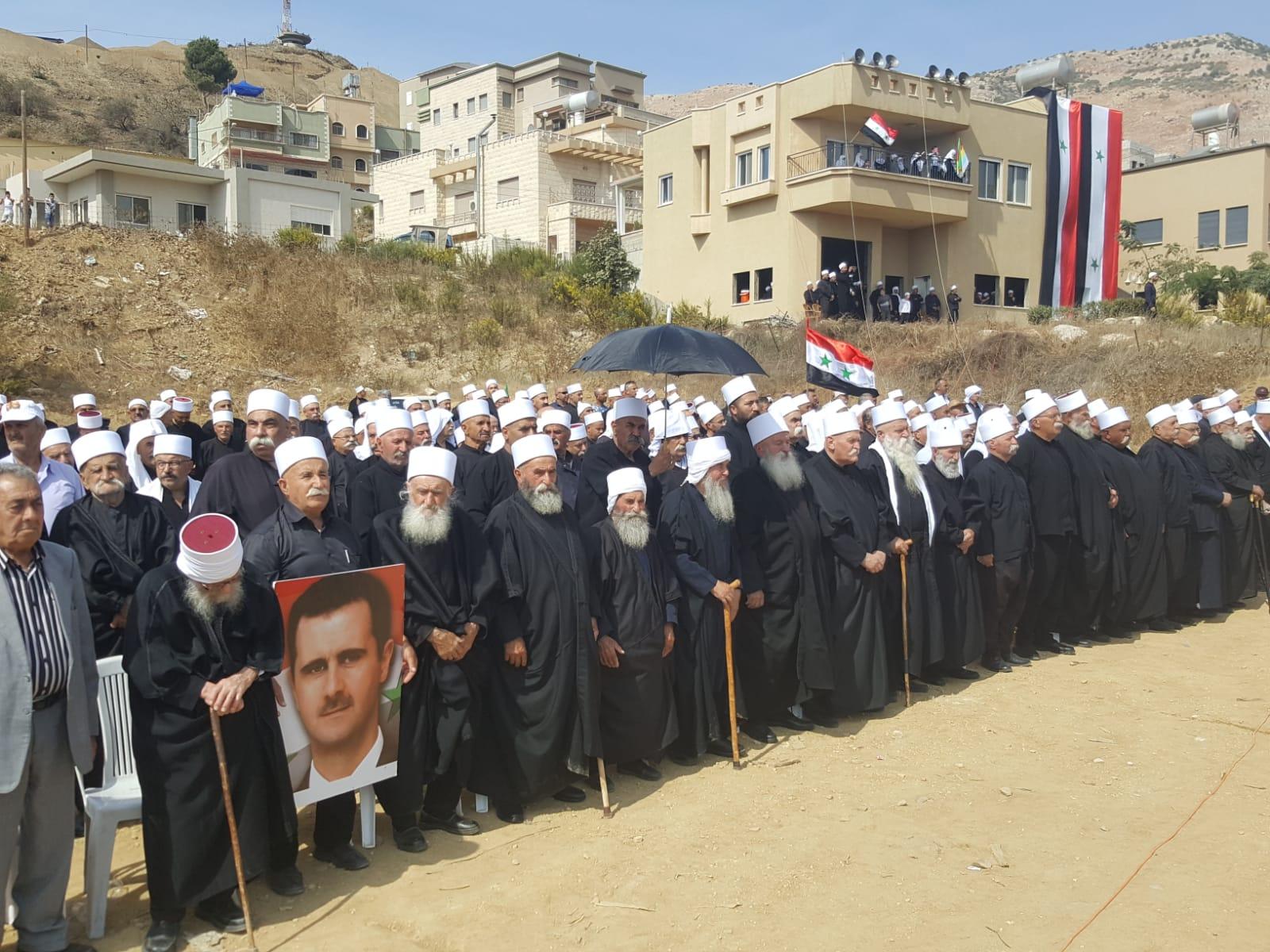 Photo of بيان أهالي الجولان المحتل في ذكرى 45 لحرب تشرين