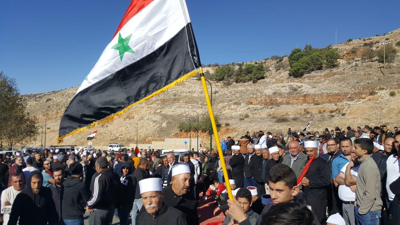 "Photo of تصويت بأغلبية ساحقة بسيادة سوريا على ""الجولان المحتل"" في الجمعية العامة للأمم المتحدة"